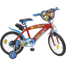 ¡¡Chollo!! Bicicleta infantil Toimsa Patrulla Canina 16″ sólo 84 euros. Te ahorras 55 euros.