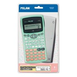 ¡Precio mínimo histórico! Calculadora científica Milan M240 sólo 4.95 euros. 59% de descuento.