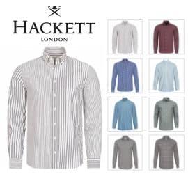 Camisas Hackett London baratas, ropa de marca barata, ofertas en camisas