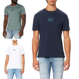 Camiseta Calvin Klein Chest Box Logo barata. Ofertas en ropa de marca, ropa de marca barata