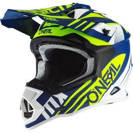 ¡Precio mínimo histórico! Casco de motocross O'Neal 2SRS Spyde 2.0, talla L, sólo 67 euros. 60% de descuento.