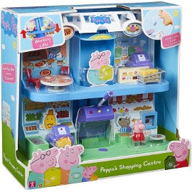 Centro comercial Peppa Pig barato, juguetes baratos, ofertas para niños