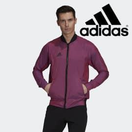 Chaqueta de entrenamiento Adidas Primeblue vrct barata, chaquetas para tenis de marca baratas, ofertas en ropa