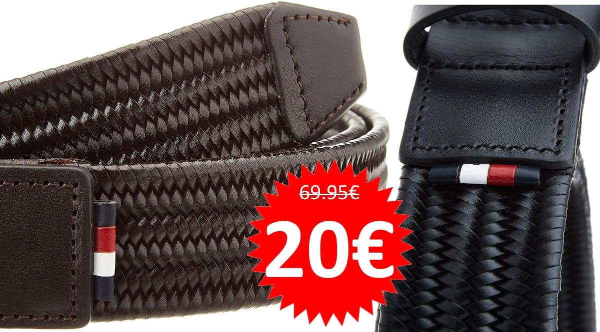 Cinturón Tommy Hilfiger Trenzado barato. Ofertas en complementos de moda, complementos de moda baratos, chollo