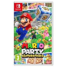 ¡¡Chollo!! Mario Party Superstars para Nintendo Switch sólo 47.99 euros.
