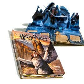 Libro pop up Harry Potter barato, libros baratos, ofertas en libros