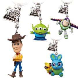 ¡Precio mínimo histórico! Llavero Toy Story Grupo Erik sólo 4.45 euros. 55% de descuento. 4 modelos distintos.