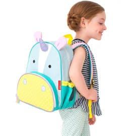 Mochila de unicornio Skip Hop Zoo Pack barata, mochilas baratas, ofertas en equipaje