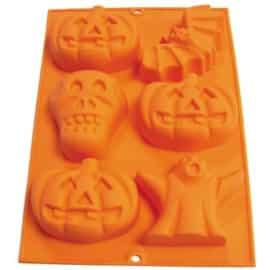 Molde repostería para Halloween Lékué barato, moldes para galletas de marca baratos, ofertas hogar y cocina