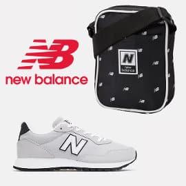 Pack zapatillas New Balance 527 para mujer + bandolera barato, calzado barato, ofertas en complementos