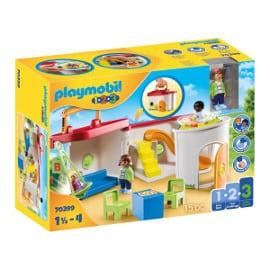 ¡¡Chollo!! Playmobil 1.2.3 Guardería Maletín sólo 27.99 euros.