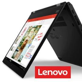 ¡Código descuento exclusivo! Portátil convertible 2 en 1 Lenovo ThinkPad L13 Yoga Gen 2 13″ i5-11ª/8GB/256GB SSD sólo 769 euros. Te ahorras 299 euros.