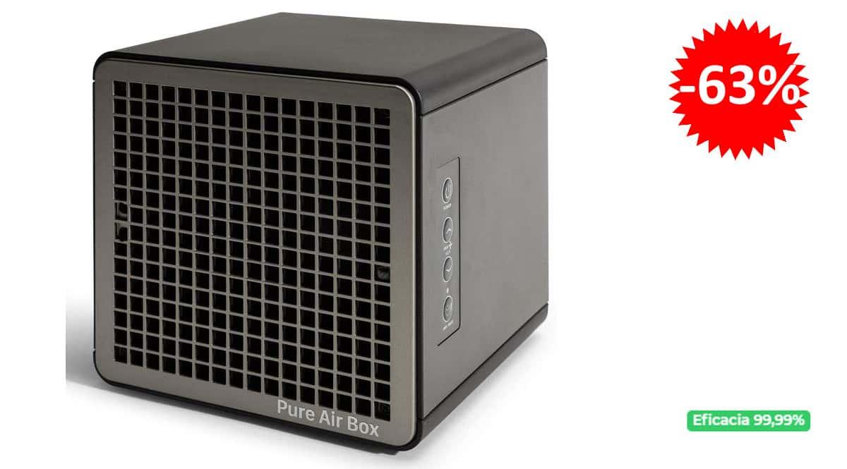Purificador de aire Haverland PURE AIR BOX barato, purificadores de aire de marca baratos, ofertas hogar, chollo