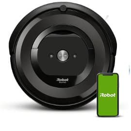 Robot aspirador iRobot Roomba e6192 barato, robots de aspiración de marca baratos, ofertas hogar