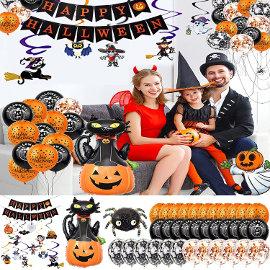 Set de decoración para Halloween barato, adornos baratos, ofertas hogar