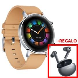 Smartwatch Huawei Watch GT2 + Huawei FreeBuds 4i barato. Ofertas en smartwatches, smartwatches baratos