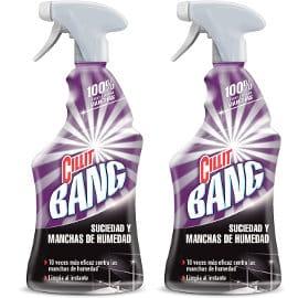 Spray limpiador Cillit Bang baños y juntas negras barato, productos de limpieza de marca baratos, ofertas supermercado