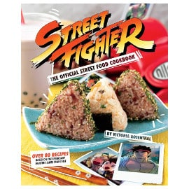 ¡Precio mínimo histórico! Libro Street Fighter: The Official Street Food Cookbook, sólo 17.90 euros.