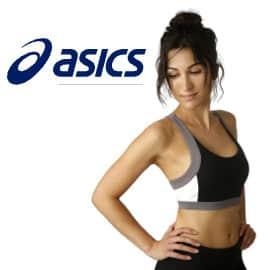 Sujetador deportivo Asics Color Block barato, sujetadores de marca baratos, ofertas en ropa
