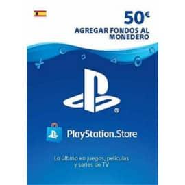 Tarjeta de 50 euros de saldo PlayStation Store barata.Ofertas en tarjetas de saldo para PSN, tarjetas de saldo para PSN baratas