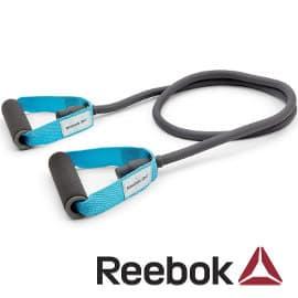 Tubo de resistencia Reebok barato, bandas de resistencia de marca baratas, ofertas en material deportivo