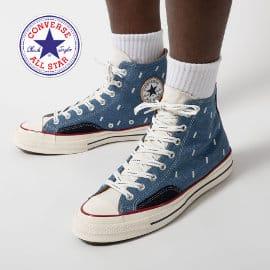 Zapatillas unisex Converse Chuck 70 Hi baratas, calzado de marca barato, ofertas en zapatillas