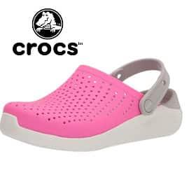 Zuecos Crocs Meleen Twist baratos, zuecos de marca baratos, ofertas en calzado